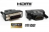 HDMI-DVI Adapter 19x24+1 F-M